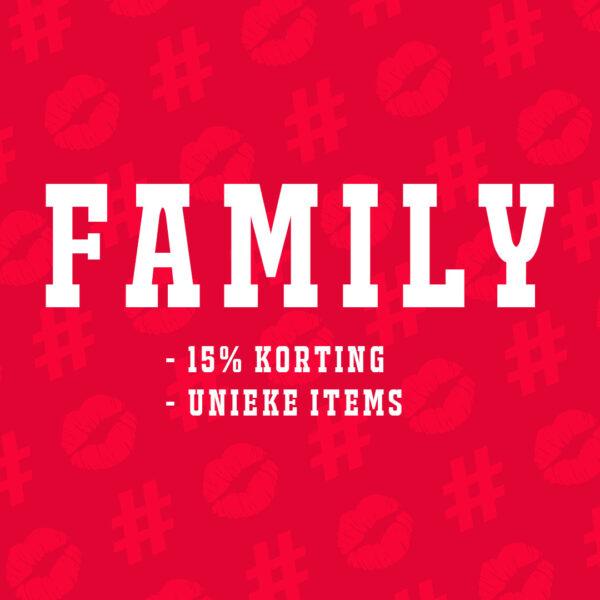 #STOUT💋 - Family Membership